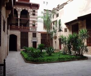 Al-Suhaymi Mamluki house in Cairo, Egypt. Image